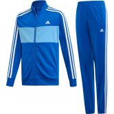 adidas - Tiberio Track Suit Boys collegiate royal real blue white