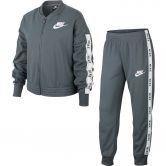 Nike - Sportswear Trainingsanzug Kinder iron grey white