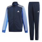 adidas - Tibero track suit boys collegiate navy hi-res blue white