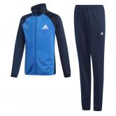 adidas - Entry Tracksuit Boys collegiate navy blue white