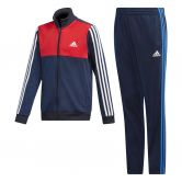adidas - Tibero Track Suit Boys collegiate navy vivid red white