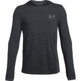 Under Armour - Seamless Hoodie Boys black