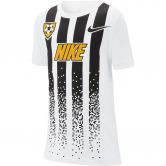 Nike - Sportswear T-shirt Kids white black