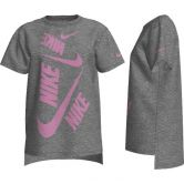 Nike - Sportswear Swoosh T-Shirt Kinder carbon heather