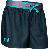 Under Armour - Play Up Shorts Mädchen tandem teal