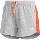 adidas - Athletics Sport Shorts Girls medium grey heather white