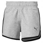 Puma - A.C.E. Shorts Girls light gray heather