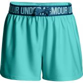 Under Armour - Play Up Shorts Mädchen mint