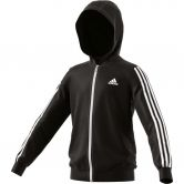 adidas - Gear Up Full Zip Hoodie Kinder black white