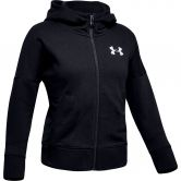 Under Armour - Rival Hooded Jacket Girls black