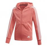adidas - Must Haves 3-Stripes Hoodie Girls prism pink white