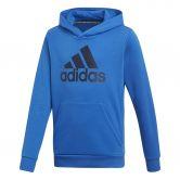 adidas - Must Haves Badge of Sport Hoodie Jungen blue collegiate navy
