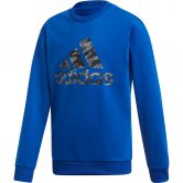 adidas - ID Crew Sweatshirt Boys collegiate royal black