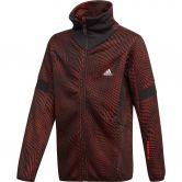 adidas - Nemeziz Trainingsjacke Jungen black solar red