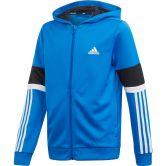 adidas - Equipment Kapuzenjacke Jungen blue black white