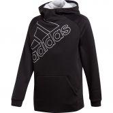 adidas - Pullover Training Hoodie Jungen schwarz