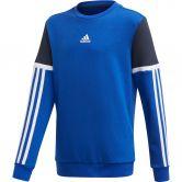 adidas - Bold Sweatshirt Jungen weiß team royal blue legend ink