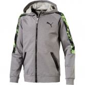 Puma - Active Cell Kapuzenjacke 2 Jungen medium grey