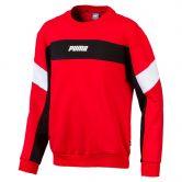 Puma - Rebel Crew Sweat Shirt Kids high risk red