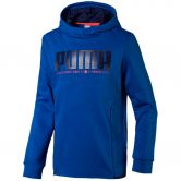 Puma - Active Sports Hoodie TR Jungen galaxy blue