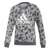 adidas - Crew Sweatshirt Girls mgh solid grey grey five white