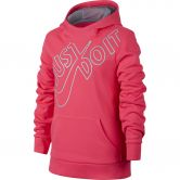 Nike - Therma Hoodie Mädchen neon pink