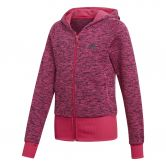 adidas - ID Hooded Jacket Girls real magenta black