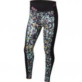 Nike - One Trainings Tights Kids black magic flamingo