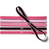 Under Armour - Mini Headbands set of 6 Women black rose pink