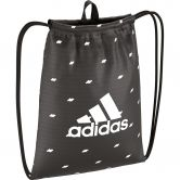 adidas - Graphic 3 Sportbeutel Kinder black white