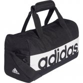 adidas - Linear Performance Duffel Bag XS black white