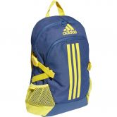 adidas - Power 5 Backpack Kids tech indigo shock yellow