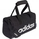 adidas - Linear Duffel Bag XS black white