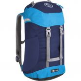 Trollkids - Fjell Pack S 10L Kids navy light blue