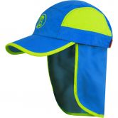 Trollkids - Troll Cap XT Kinder medium blue light green