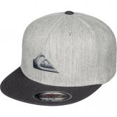 Quiksilver - Stuckles Cap Jungen medium grey