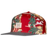 Protest - Ketton Cap Herren dark cherry