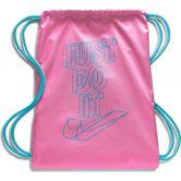 Nike - Gym Bag Kids china rose teal nebul