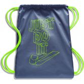 Nike - Gym Bag Kids midnight navy electric green