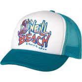 O'Neill - By Beach Cap Kinder green