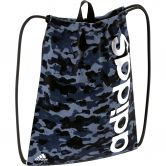 adidas - Linear Performance Gymbag Graphic Turnbeutel Kinder tactile blue collegiate navy white