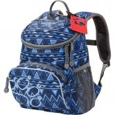 Jack Wolfskin - Little Joe Rucksack Kinder royal blue navajo