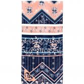 Roxy - Pretty Simple Beach Towel medieval blue