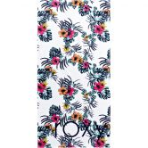 Roxy - New Season Beach Towel Girls bright white badami