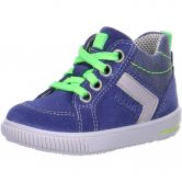 Superfit - Baby Sneaker Velours Boys indigo