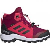 adidas - Terrex Mid Gore-Tex Wanderschuhe Kinder power berry core black power pink