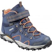 Meindl - Lucca Junior Mid GTX Kinder marine orange
