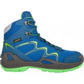 Lowa - Innox GTX Mid Junior Kids blue limone