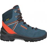 Lowa - Ledro GTX® MID Junior blue orange