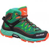 SALEWA - Alp Trainer MID GTX® Kids myrtle tender shot